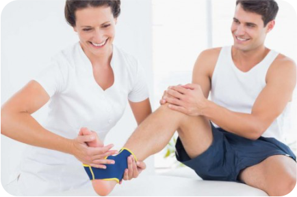 sprained ankle treatment in mumbai